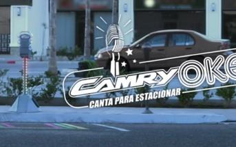 Parcmètre karaoké par Toyota : chantez pour vous garer gratos !