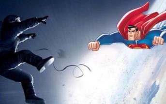Mashup vidéo : Superman sauve Sandra Bullock dans Gravity !