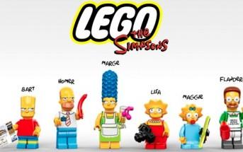 Un épisode Simpson spécial Lego et une publicité star wars