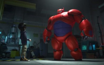 Big Hero 6 : un film d'animation Disney + Marvel pour 2015