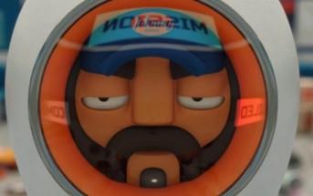 Johnny Express : le meilleur livreur de l'espace [Animation]
