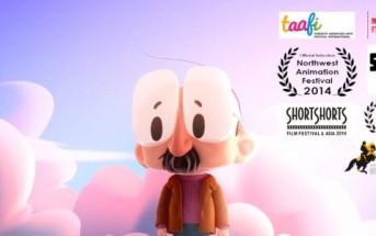 Life is Beautiful : court métrage d'animation sur un petit homme