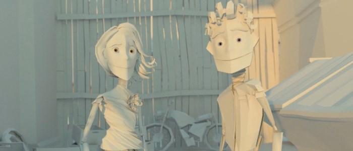 11 paper place : court-métrage d'animation en papier