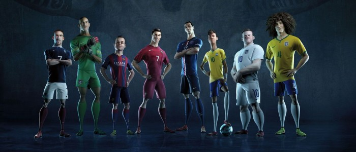 Nike Football : Animation The Last Game