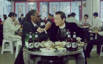 Hangover, le nouveau clip de PSY Ft. Snoop Dogg