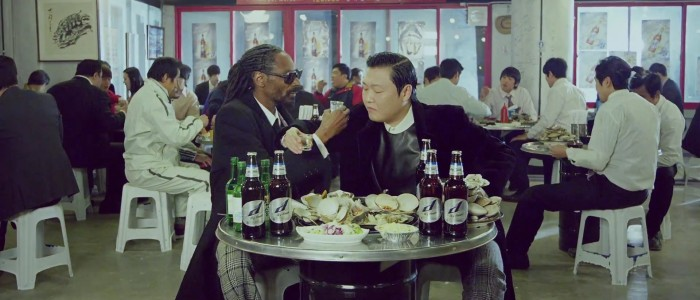 PSY + Snoop Dogg : clip Hangover