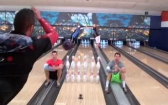 Bowling Trick Shots : le bowling artistique par Jason Belmonte