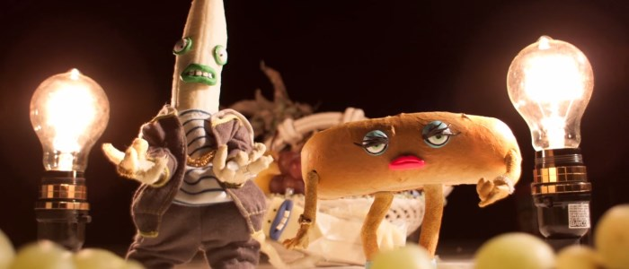 butter ya self, un clip de hip-hop en stop-motion