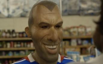 Une chanson et un clip en hommage à Zinedine Zidane