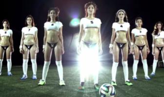 L'équipe de foot sexy de playboy Thaïlande