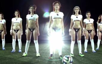 L'equipe de foot la plus sexy du monde par playboy Thaïlande