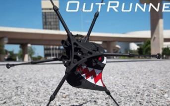 OutRunner : le robot marcheur le plus rapide du monde