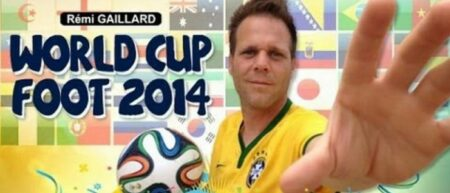 Rémi Gaillard - world cup 2014 trick shots
