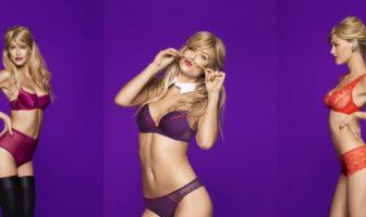 Bar Refaeli se la joue sexy en lingerie passionnata 2014