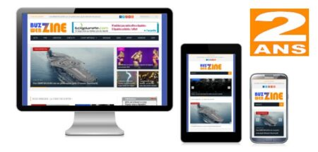 BuzzWebzine 2014 : nouveau design responsive