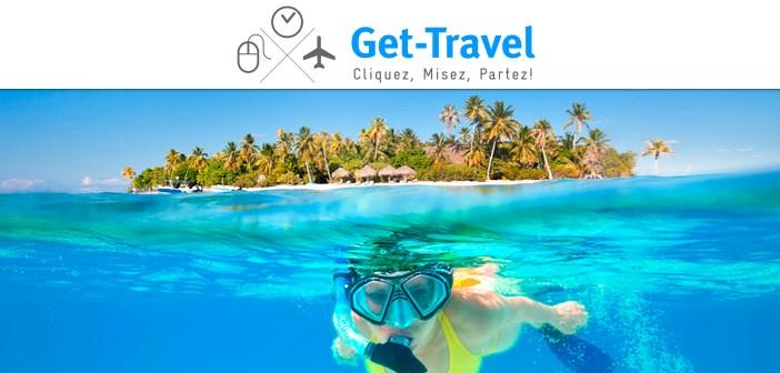 Get Travel, un site d'enchères dédié au voyages