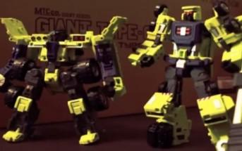 Transformers Stop Motion : un fan film avec des jouets animés
