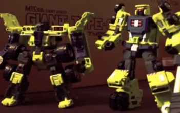 transformers stop-motion