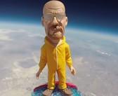Walter White de Breaking Bad s'envole dans l'espace