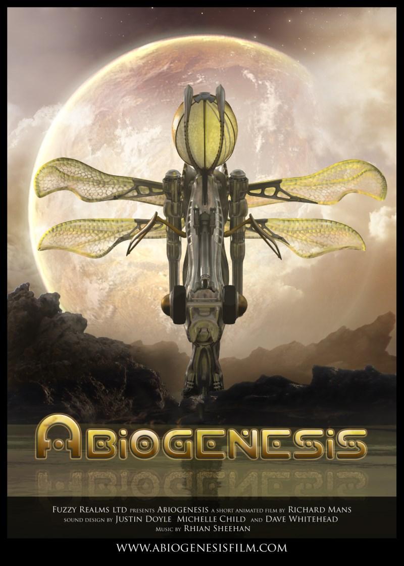 Abiogenesis : affiche du film