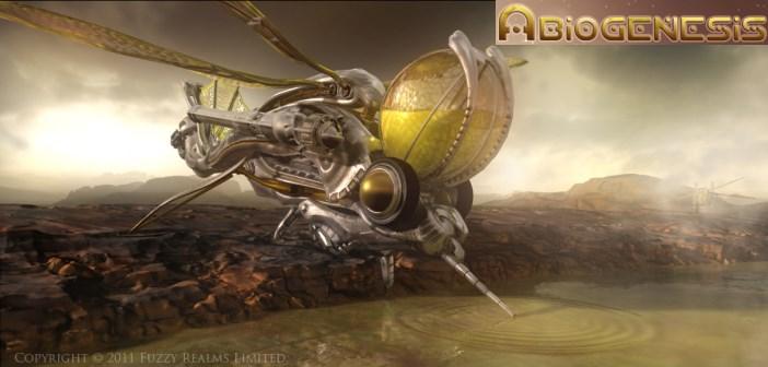 Abiogenesis, court-métrage de science-fiction par Michard Mans