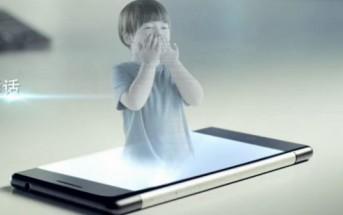 Estar Takee : le 1er smartphone holographique 3D