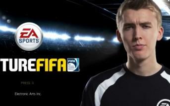 Future FIFA : un vrai match de foot transformé en jeu vidéo