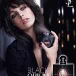 edie-campbell-pub-parfum-black-opium-yves-saint-laurent