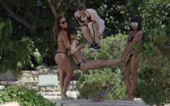 Lost Paradise : Eli Reed fait du skate au manoir Playboy