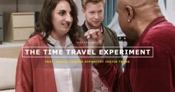 ikea time travel experience par justin tranz