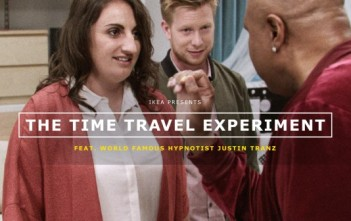 ikea time travel experience par justin tranz