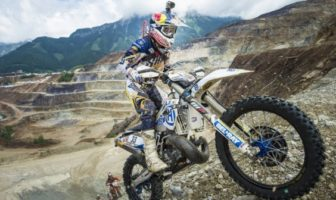 jonny walker lors du erzberg rodeo, red bull hare scramble 2014