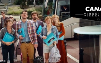 Summer Camp : le film de la rentrée des animateurs CANAL+