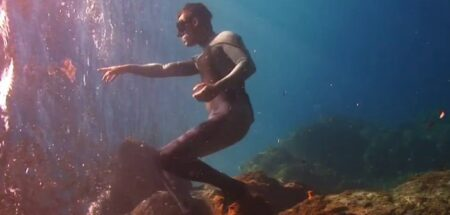 Amazing Freedive with The Ocean Brothers