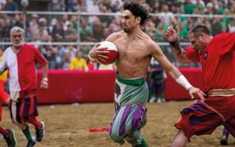 Calcio florentin : le sport le plus violent au monde vu par Canon