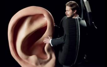Un casque Sennheiser amoureux d'une oreille [pub WTF]