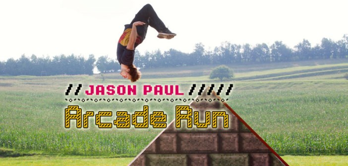 jason paul arcade run : du parkour dans un jeu video 8bit