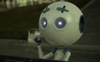 Léo, le robot de compagnie qui se sent seul à Paris [Animation]
