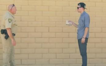 Un magicien tente de vendre de la drogue à un policier