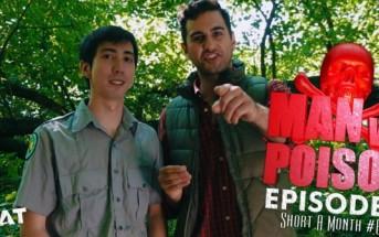 Man vs Poison, une parodie de Man vs Wild avec Bear Grylls