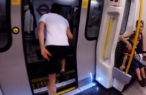 race the tube : un course contre le métro à Londres