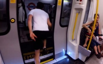 Race The Tube : il sprint entre 2 stations de métro à Londres