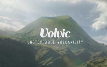 Unstoppable volcanicity : la pub volvic qui sublime les volcans