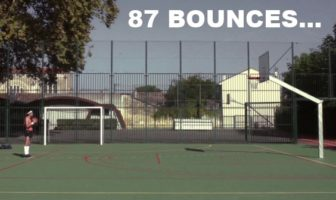 87 bounces : un ballon de basket rebondit dans 24 film cultes du cinema