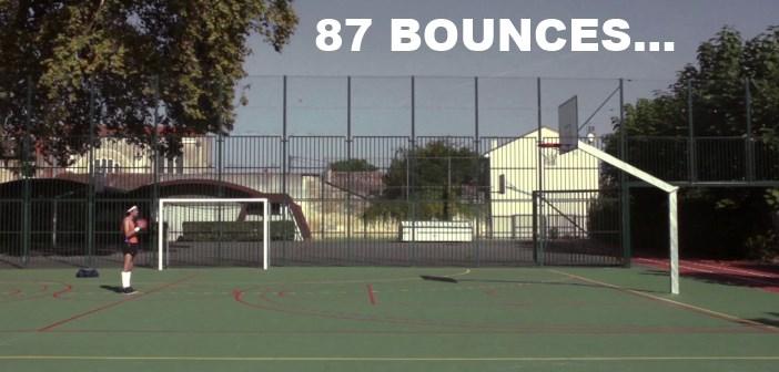 87 bounces : un ballon de basket rebondit dans 24 film cultes du cinema