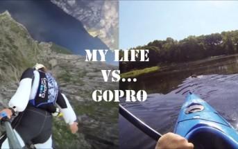 Ma vie Vs… GoPro : il compare ses vidéos avec les pubs GoPro