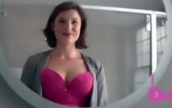 Bra Cam, le décolleté de Nestlé contre le cancer du sein