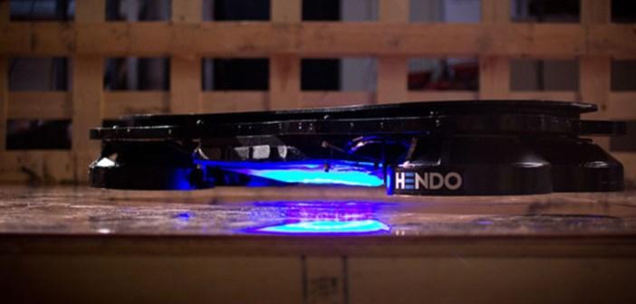 Hendo enfin un hoverboard qui fonctionne pour de vrai - Invention du skateboard ...