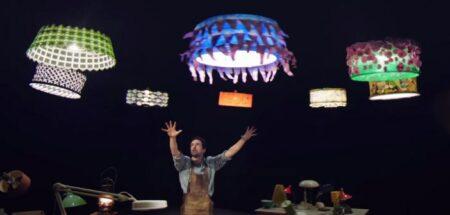 Une interaction fantastique entre humain et drones quadricoptères par le Cirque du Soleil