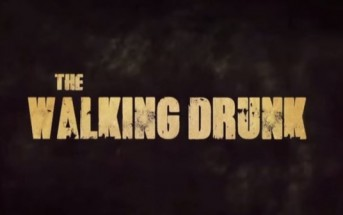 The Walking Drunk : parodie de Walking Dead avec des gens bourrés